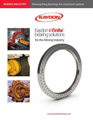 Kaydon Mining brochure