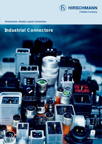 Catalog Industrial Connectors