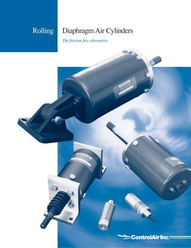 Diaphragm Air Cylinders