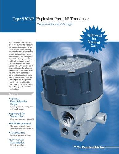 T950XP Explosion-Proof I/P Transducer