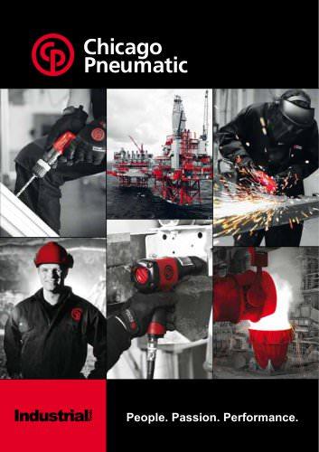 CP Industrial Tools Catalog - 2013