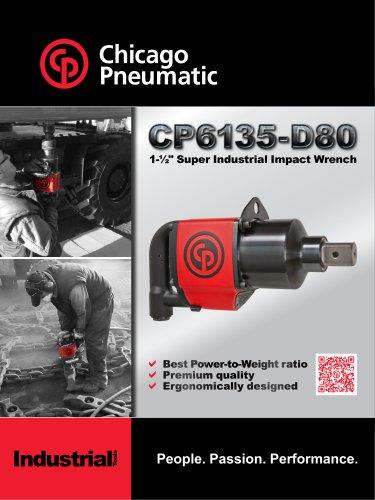 """CP6135-D80 - 1-½"""""""