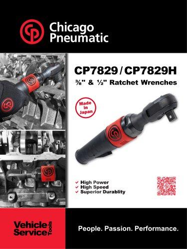 CP7829 - CP7829H ratchets Leaflet