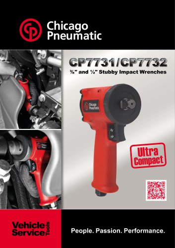 Stubby Impact Wrenches CP7731/CP7732