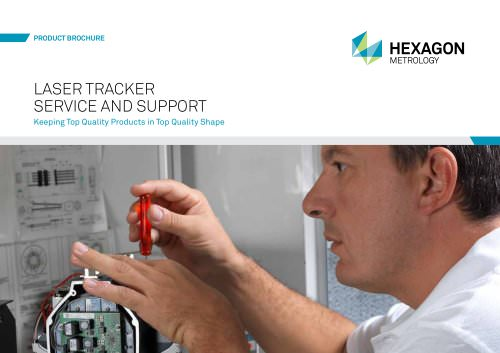 Laser Tracker Service and Support