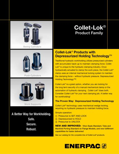 Collet-Lok® Product Family