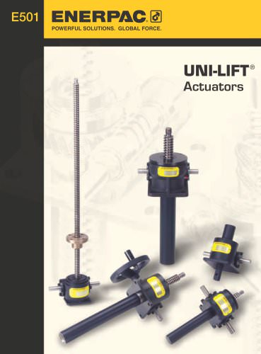 E501 Mechanical Actuators