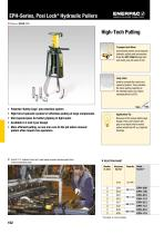 Hydraulic and Mechanical Pullers - 11