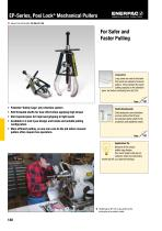Hydraulic and Mechanical Pullers - 7