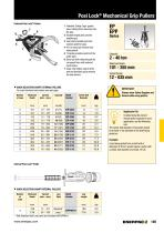 Hydraulic and Mechanical Pullers - 8