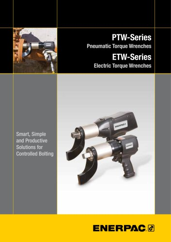PTW-, ETW-Series, Torque Wrenches
