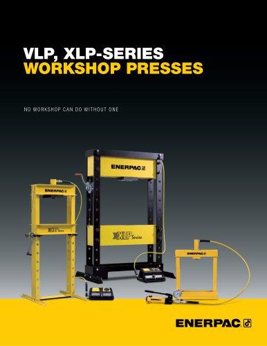 VLP, XLP-Series, Workshop Presses