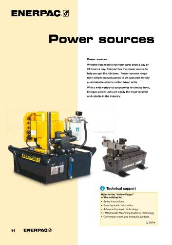 Workholding Pumps