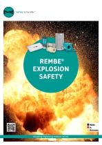 Brochure Explosion Safety