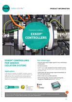EXKOP Controller Product Information