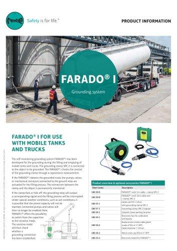 FARADO Product Information