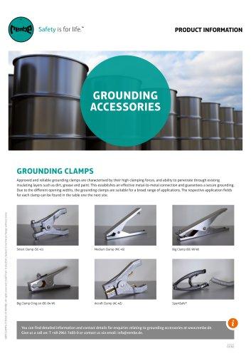 Grounding Accessories