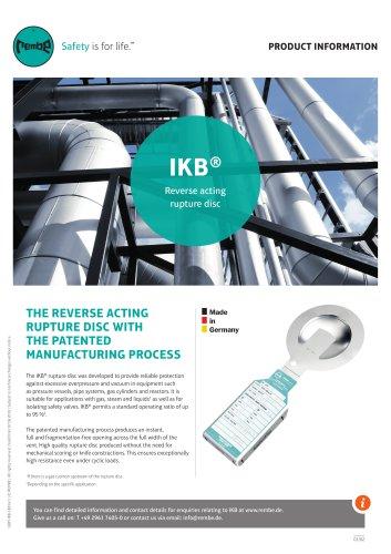 IKB Product Information