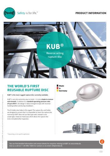 KUB Product Information