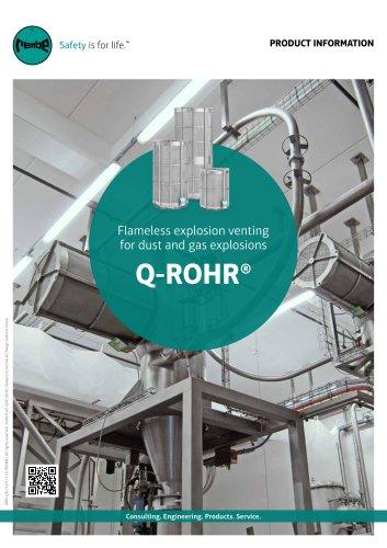 Q-Rohr Product Information