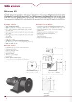 Brochure Industrial cable winches - 10