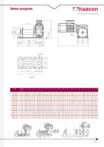 Brochure Industrial cable winches - 13