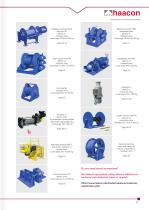 Brochure Industrial cable winches - 3