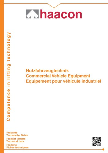 Commercial Vehicle Equipment