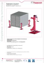 Mobile Lifting systems - 10