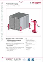 Mobile Lifting systems - 12