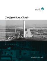 Capabilities of Stock - 1