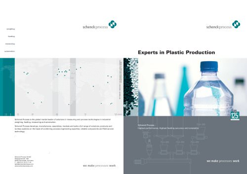Experts in Plastic Production