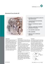 Force exciters - 1
