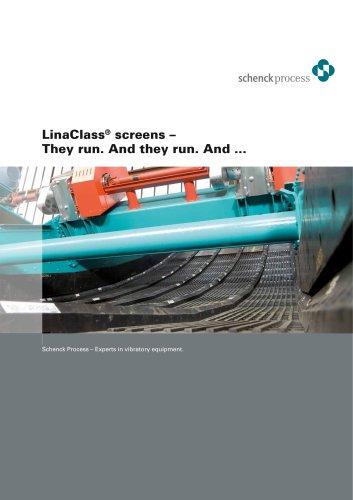 LinaClass® screens