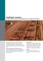 LinaClass® screens - 2