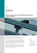 LOGIQ - The new generation in automated shipping processes - 2