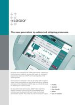 LOGIQ - The new generation in automated shipping processes - 6