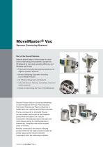 MoveMaster® Vac Vacuum Conveying Systems - 4