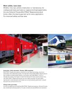 MULTIRAIL® BogieLoad product family - 5