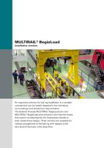 MULTIRAIL® BogieLoad product family - 8