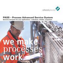 PASS - Process Advanced Service System - 1
