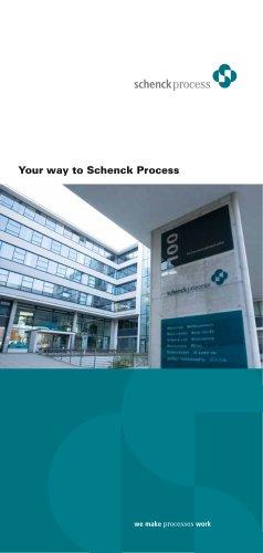Your way to Schenck Process
