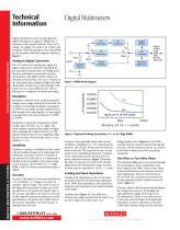 Technical Information - Digital Multimeters
