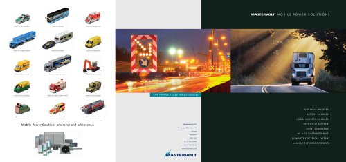 Brochure Mobile Power Solutions