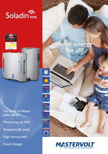 Soladin WEB 1000-3000 series