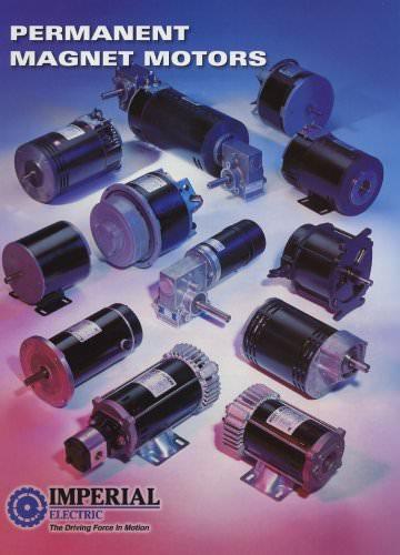 PERMANENT MAGNET MOTORS - Imperial Electric - PDF Catalogs ... on