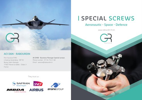 AEROSPACE FASTENERS PRODUCT
