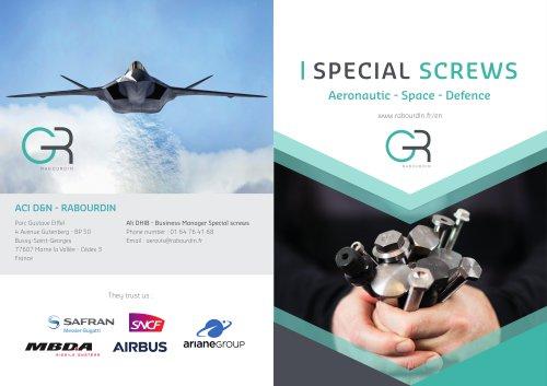 AEROSPACE FASTENERS PRODUCT