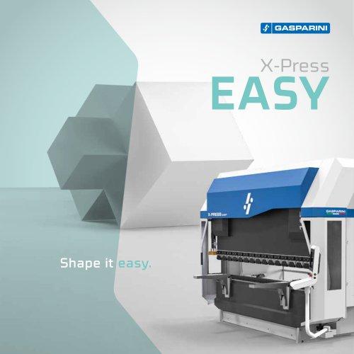 X-Press Easy press brake