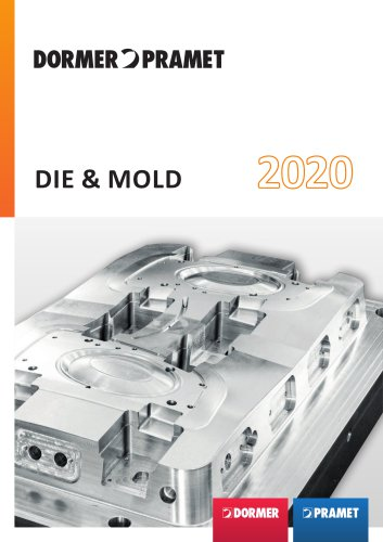 Die and mold catalog 2020